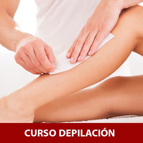 CURSO DEPILACIÓN