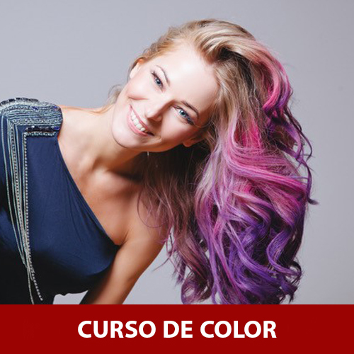 CURSO TÉCNICAS DE COLOR/ MECHAS