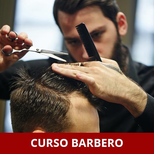 CURSO DE PELUQUERO MASCULINO / BARBERO - NIVEL 2 - 12 MESES